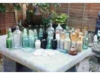 WANTED old bottles from Redcar Saltburn Whitby Loftus