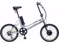 Viking electric bike,(pedal assist), few weeks old, unwanted gift, alloy frame, excellent condition