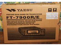 Yaesu FT-7900R/E