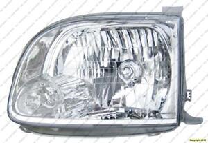 Head Lamp Driver Side Regular Cab High Quality Toyota Tundra 2005-2006