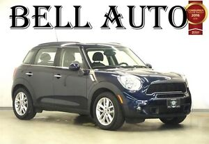 2012 MINI Cooper S Countryman S MODEL LOW KILOMETERS - LEATHER I