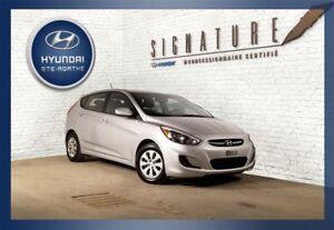 2016 Hyundai Accent LE+BAS KM+DÉMARREUR+8 PNEUS