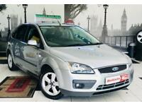 ⭐️CHEAP RUNNER⭐️★2005 FORD FOCUS 1.6 PETROL★FULL SERVICE HISTORY★FAMILY OWNER SINCE 2007★KWIKI AUTOS