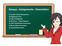 Urgent help - Dissertation / Essay / Assignment / Coursework / SPSS / Tuition / Writer / Proofread