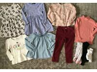 Girls 3-4 years bundle of clothes