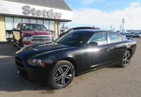 2014 Dodge Charger SXT AWD HEATED AND VENTED LEATHER SEATS!