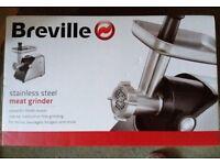 Greville Stainless Steel Meat Grinder