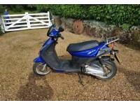 Generic Evolution 50cc moped