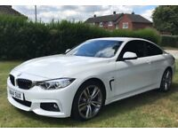 BMW 4 Series 2.0 420d M Sport 2dr Added M Sport Plus Package.