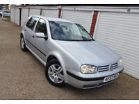 ** 2004 53 Volkswagen Golf 1.6 Match Manual **