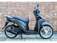 Honda Vision 110 (67 REG), NEW SHAPE! Excellent condition ONLY 43 miles!