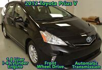 2012 Toyota Prius v LOCAL, NO ACCIDENTS, HYBRID, BLUE TOOTH