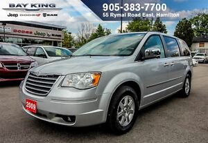 2009 Chrysler Town & Country TOURING, SUNROOF, DVD, DUAL ZONE A/