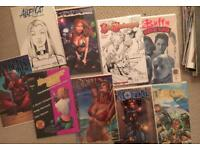 35 limited unopened (factory sealed) comics