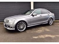 2011 MERCEDES C220 CDI SPORT BLUEEFFICIENCY AUTO FINANCE AVAILABLE