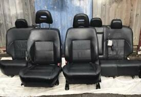 Nissan x-trail full set leather seats