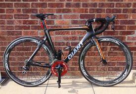 Giant Propel Advanced 2014 road bike