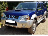 Nissan navara D22 2005 (55)