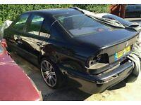 2002 E39 530D Manual M Sport project Spares or Repair (Cat C)