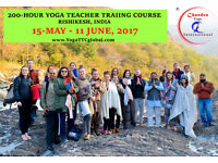 200 Hours Yoga Teacher Training In Rishikesh, India (With Meals And Accommodation)
