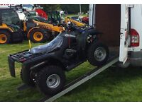 HEAVY DUTY 500kg QUAD LAWNMOWER WHEELCHAIRS & ELECTRIC MOBILITY SCOOTER ALUMINIUM RAMPS