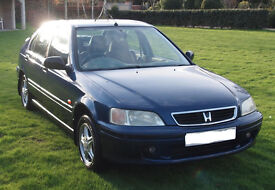 Details about Honda Civic Spares Or Repair Great Runner 1.4 1998 MkVI MK6 Blue Saloon Alloys