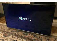 Samsung 55in SMART LED 1080p 400hz Wi-Fi TV FREEVIEW HD