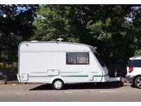 Swift Classic Silhouette - clean & tidy 2 Berth cosy Caravan