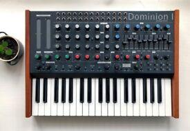 MFB Dominion 1 Analog Synthesizer –Pristine Condition