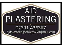 AJD PLASTERING