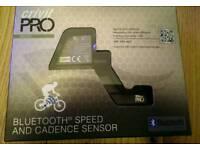Bluetooth Pro Speed & Cadence Sensor NEW & Boxed