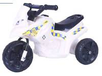 Police 6V Electric Ride On