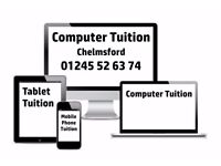 Computer, Tablet & Mobile Phone Tuition / Classes