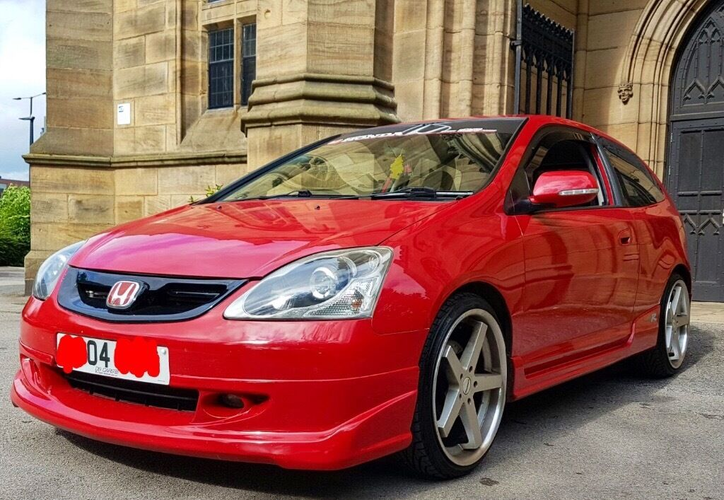 2004 honda civic type r ep3 type r civic ep3 in. Black Bedroom Furniture Sets. Home Design Ideas