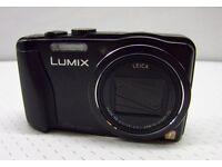 Panasonic LUMIX Digital Camera DMC-TZ35 16mp- Swap for PC Monitor/Smartphone