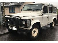 Landrover Defender 110 County