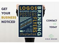 Freelance Graphic Designer available at competitive prices for start up and existing businesses.