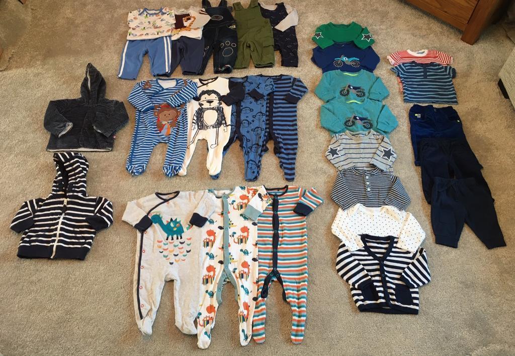 332a7a236da7 Gorgeous Bundle of Baby Boy Clothes (excellent condition - size 3-6 ...