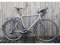 Dolan Titanium ADX Road Bike
