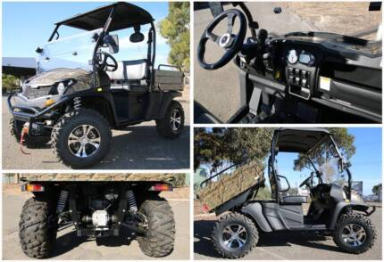4x4 Side By Side Farm Utility Vehicle UTV Demo Clearance Lonsdale Morphett Vale Area Preview