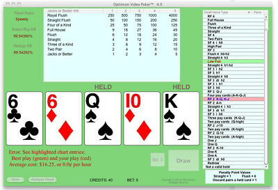 Video Poker Analysis and Training Software for Mac and Windows Software Training Video