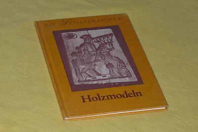 Holzmodeln / alte Technik - Schnitzer Springerle Holzkunst Backmodel Holztechnik