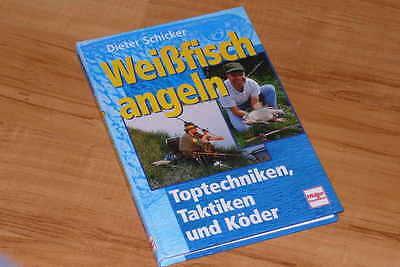 Karpfen / Weißfisch Angeln : Techniken Taktiken Köder Materia Räuchern etc.