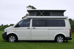 Volkswagen Automatic Frontline Campervan Packed with Features! Albion Park Rail Shellharbour Area Preview