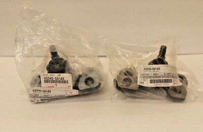 LEXUS OEM FACTORY FRONT LOWER BALL JOINT SET 2010 2017 LS460 ALL WHEEL DRIVE