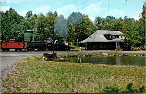 Postcard Morris County Central RR