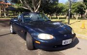 MAZDA MX5 lovely condition Mermaid Beach Gold Coast City Preview