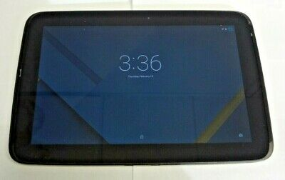 Nexus 10 16GB, Wi-Fi, 10in - Charcoal Gray - Android Tablet