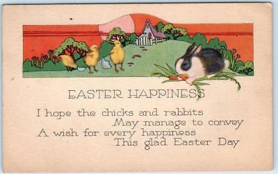 Easter Arts And Crafts (Arts and Crafts   EASTER HAPPINESS  Chicks & Bunnies  )