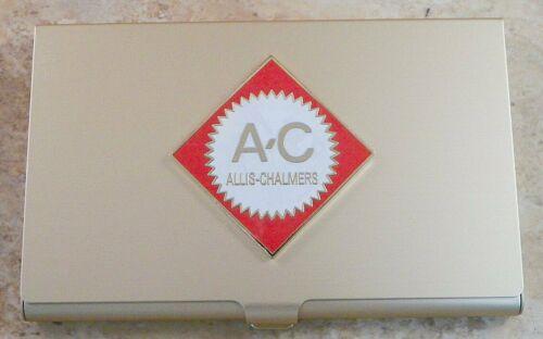 Allis-Chalmers Business Card Case